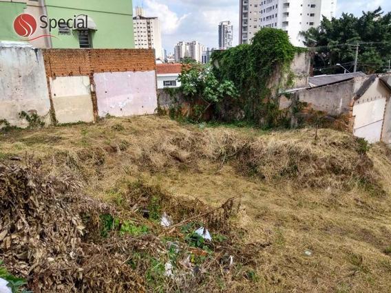 Terreno À Venda, 890 M² - Vila Formosa - São Paulo/sp - Te1072