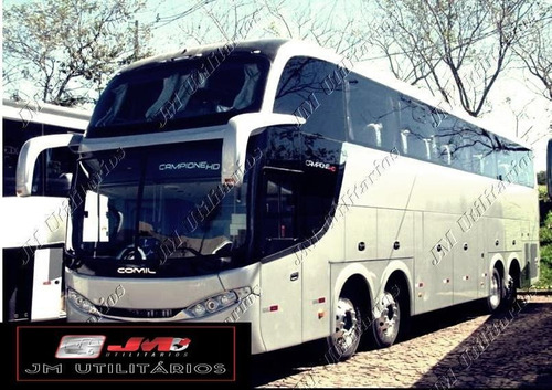 Imagem 1 de 6 de Comil Campione Ld Hd Ano 2014 Volvo B450r 44 Lug Jm Cod.110