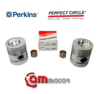 Subconjunto Motor Perkins 4-203 Con Pozo