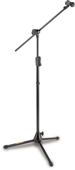 Pedestal Microfone Hercules Tripe Girafa Top De Linha