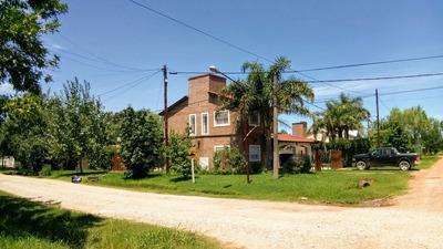 Funes Garita 9 Casa Premium 4 Dormitorios Pileta De Material