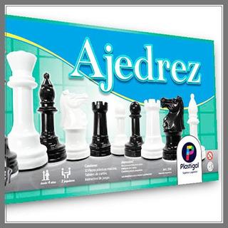 Ajedrez C/ Tablero 40 X 40