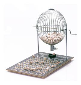 Bingo N°3 Globo (33cm) C/75 Bolas + Brinde 400 Cartelas Free