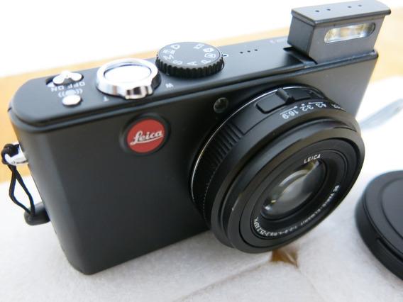 Camera Ultra Compacta Leica D Lux 3 Semi-nova