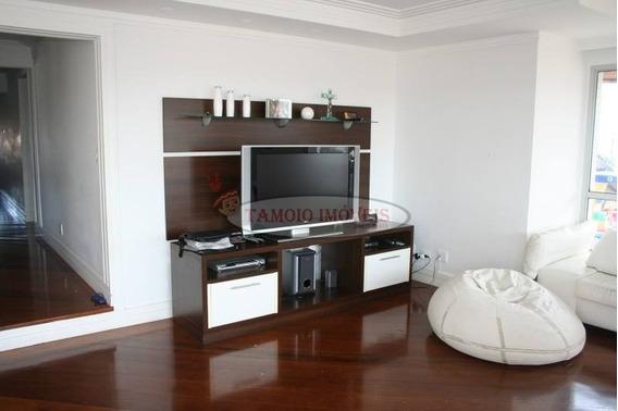 Apartamento Em Condomínio Padrão Para Venda No Bairro Jardim Avelino, 4 Dorm, 2 Suíte, 3 Vagas, 280 M - 2005