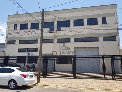 Imagem 1 de 19 de Prédio Para Alugar, 320 M² Por R$ 6.500/mês - Jardim Myrian Moreira Da Costa - Campinas/sp - Pr0415