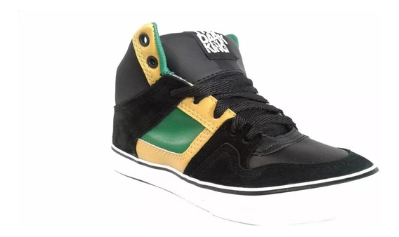 Zapatillas Skate Botitas Jamaica Bronx The Dark King