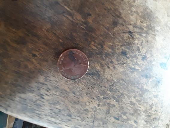 Moneda De Colección 1 Y Cuarto De Centésimo De 1940