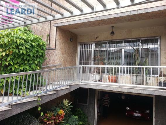 Casa Assobradada Anália Franco - São Paulo - Ref: 427188