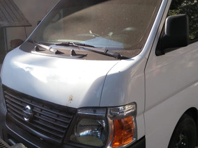 Nissan Urvan Urvan T/m A/a 15 Pax