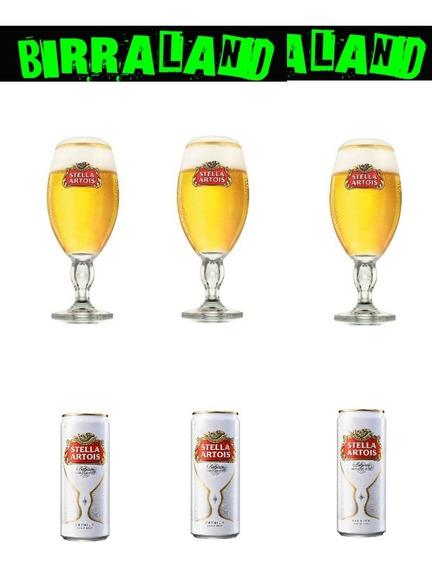 Copa Caliz Vaso Stella Artois Regalo Ideal