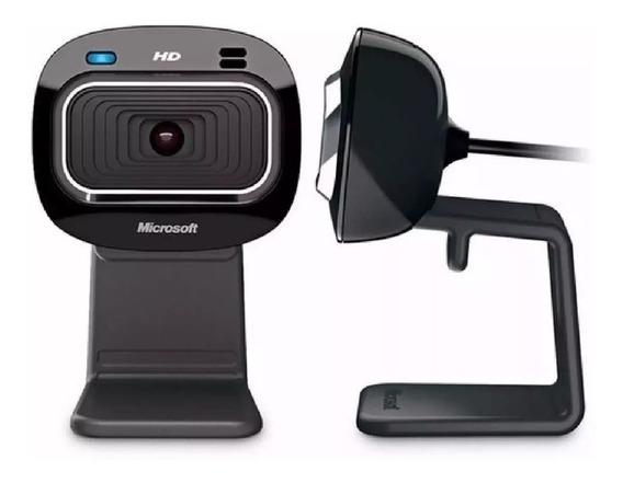 Câmera Webcam Microsoft Life Cam Hd-3000 720p