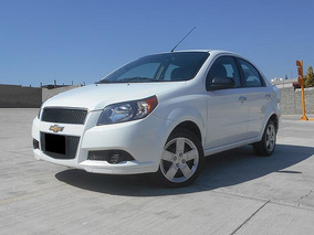Chevrolet Aveo 1.6 Lt Mt 2017 Blanco