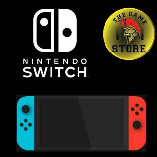 Nintendo Switch Consola Portátil - 32 Gb - The Game Store