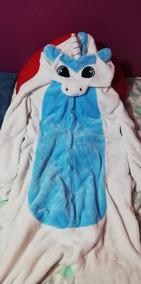 Pijama Enterito Pegaso Azul