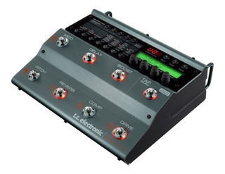 Tc Electronic Nova System Pedal Efectos De Guitarra