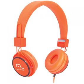 Fone De Ouvido Multilaser Com Microfone Headfun P2