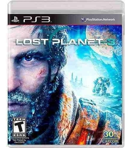 Lost Planet 3| Ps3 / Playstation 3 M. Fisica