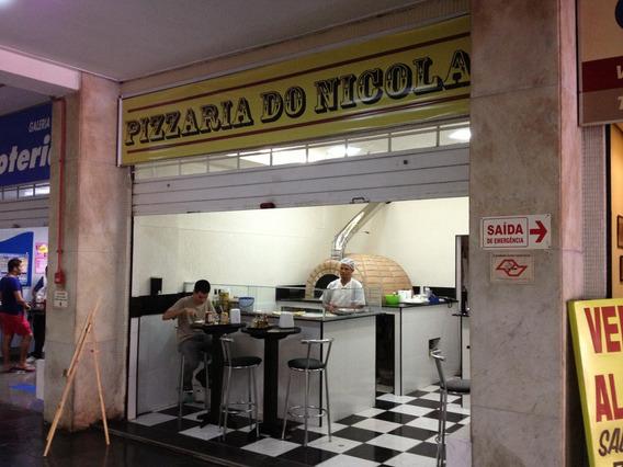 Pizzaria Alugada-com Rendimento -vendemos A Propriedade!!