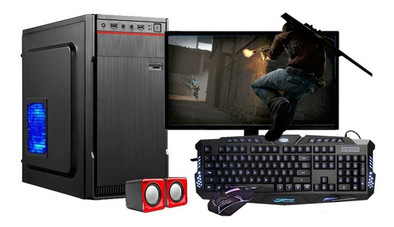 Computador I5, 8gb, Hd500gb, C/ Monitor 18,5 Wi-fi Wind 10