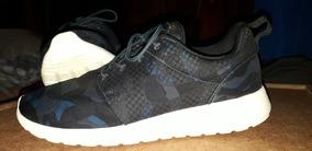 Zapatillas Nike Roshe One Trail Azul