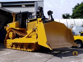 Tractor Bulldozer Cat D8r 2 2004