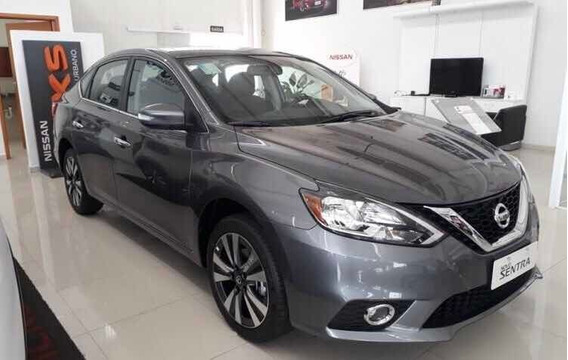 Nissan Sentra 2.0 Sv Flex Aut. 4p 2020