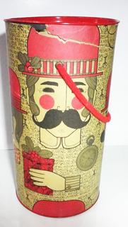 Antigua Caja De Carton Para Regalo , Gran Tamaño