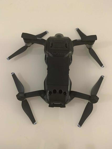 Drone Dji Mavic Air Fly, Com Case, 3 Baterias E 2 Ssd.