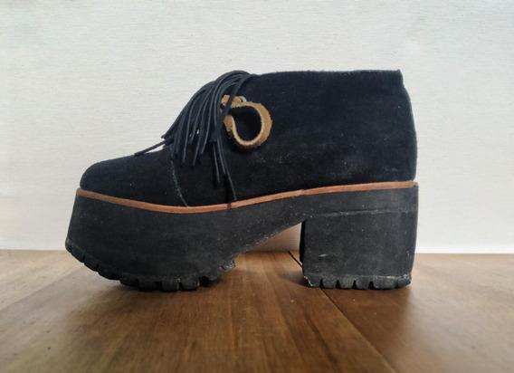 Zapatos Sofia De Grecia Gipsy Nro 38 Muy Buen Estado