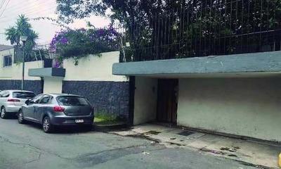 Edificio En Renta Av. Miguel Angel De Quevedo Chimalistac