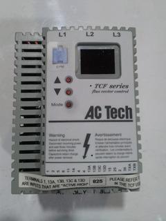 Variador De Frecuencia Ac Tech - Entrada 1 X 220 V - 3 X 220