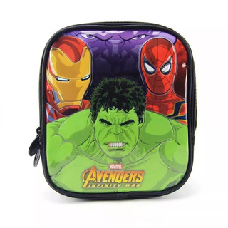 Lancheira Avengers Brawler 7484 - Xeryus