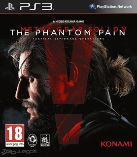 Juegos Digitales Ps3 Metal Gear Solid V The Phantom Pain