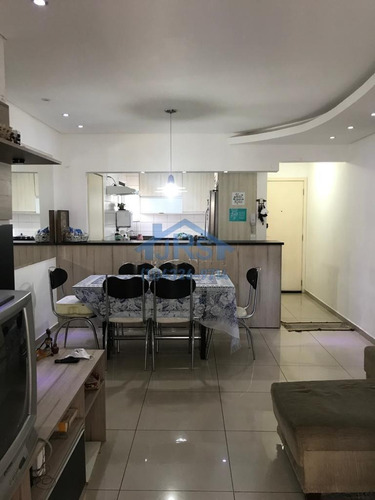 Apartamento Com 4 Dormitórios À Venda, 105 M² Por R$ 670.000 - Jardim Tupanci - Barueri/sp - Ap4577