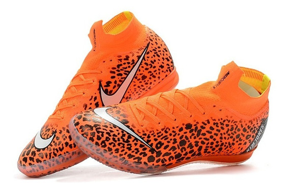 Zapatos De Futbol Nike Superflyx 6 Elite In Orange