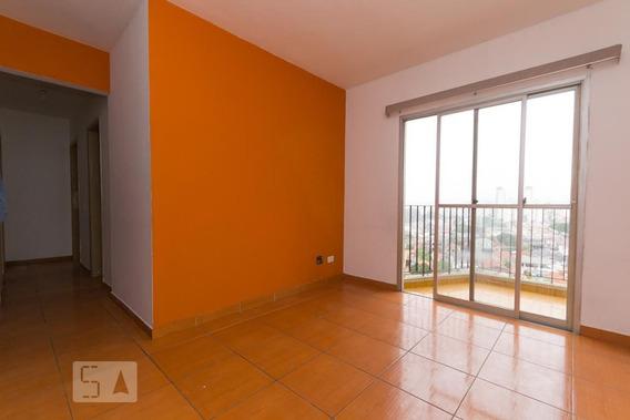 Apartamento No 8º Andar Com 2 Dormitórios E 1 Garagem - Id: 892947441 - 247441