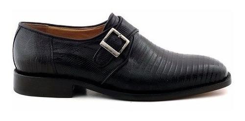 Zapato Lagarto Hombre Briganti De Vestir - Hccz00417