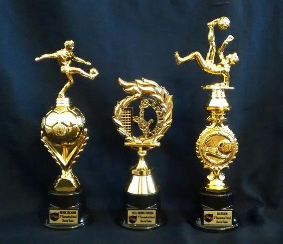 Trofeo Todas Las Disciplinas- Con Grabados C/logo A Color