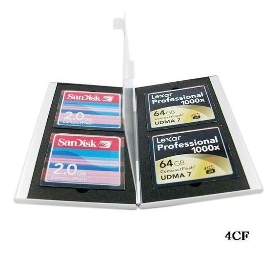 Porta Cartão De Alumínio Memória Cf