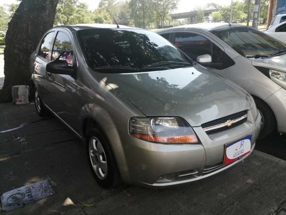 Chevrolet Aveo Ls 2012 1.6