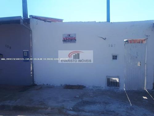 Imagem 1 de 10 de Casa Para Venda Em Limeira, Anhanguera, 2 Dormitórios, 2 Banheiros - 4131_1-1875896
