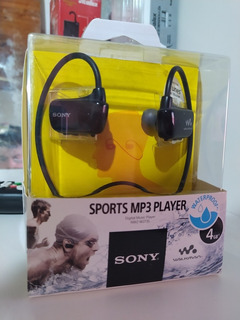 Mp3 Sony Sumergibles