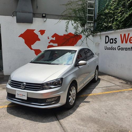 Imagen 1 de 10 de Volkswagen Vento Highline 2018 Manual
