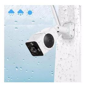Câmera Segurança Ip 360 Wifi Prova D