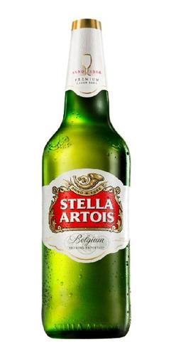 Cerveza Stella Artois 975ml - Envase Incluido