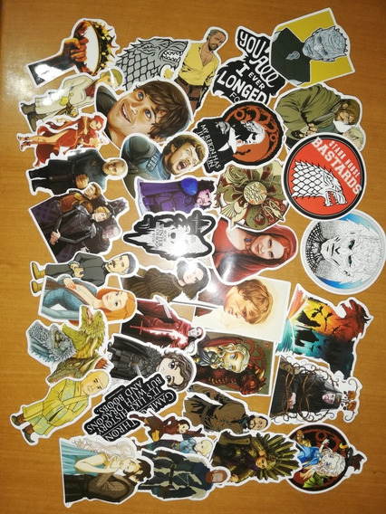 Stickers De Peligro O Game Of Throne