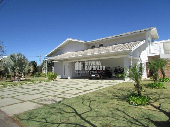 Casa À Venda No Condomínio Portal Do Japy Golf Clube Em Cabreúva. - Ca6920