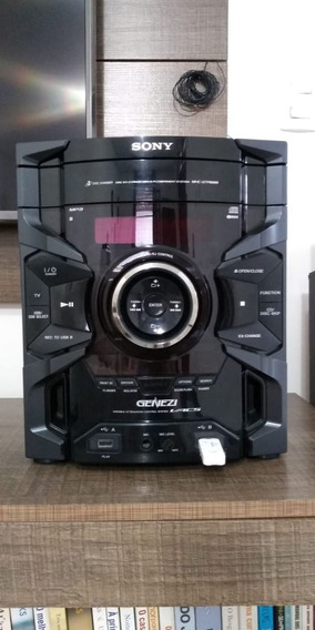 Som Sony Mini System Genezi Mhc - Gtr888 Gtr-888 1200w