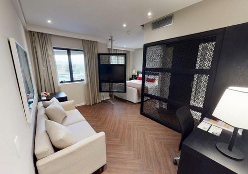 Imagem 1 de 15 de Para Investir Flat Com Excelente Localização Na Vila Olímpia - Sf23897
